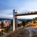 Urban Elevator in Echavaoiz  / Ah Asociados © Imagina2 visualization studio