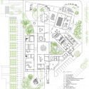 UC Davis Selects SO-IL to Design New Art Museum Grand Canopy Site Plan. Image Courtesy of SO-IL