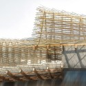 Milan Expo 2015: Studio Link-Arc Teams with Tsinghua University to Design China Pavilion © Studio Link-Arc