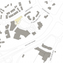 Helensvale Branch Library and CCYC / Complete Urban + lahznimmo architects Site Plan