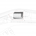 School Gymnasium in Neuves Maisons / Giovanni PACE architecte + abc-studio Site Plan