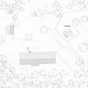 Holliday House Vindö / Max Holst Site Plan