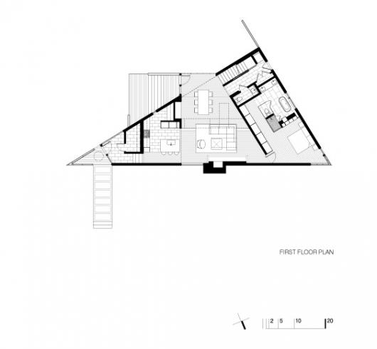 Komai Residence Robert M Gurney Architect Archdaily