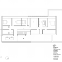 HS Residence / CUBYC architects First Floor Plan