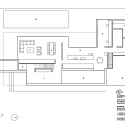 HS Residence / CUBYC architects Ground Floor Plan