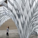 SXSW Features Parametric Vault Designed by OTA+ and UT Students © Casey Dunn