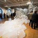 SXSW Features Parametric Vault Designed by OTA+ and UT Students © Kory Bieg