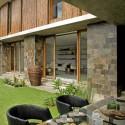 Courtyard House / Atelier Sacha Cotture © Luca Tettoni