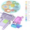 Palace of Schoolchildren  / Studio 44 Architects Exploded Diagram