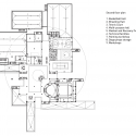 Palace of Schoolchildren  / Studio 44 Architects Second Floor Plan