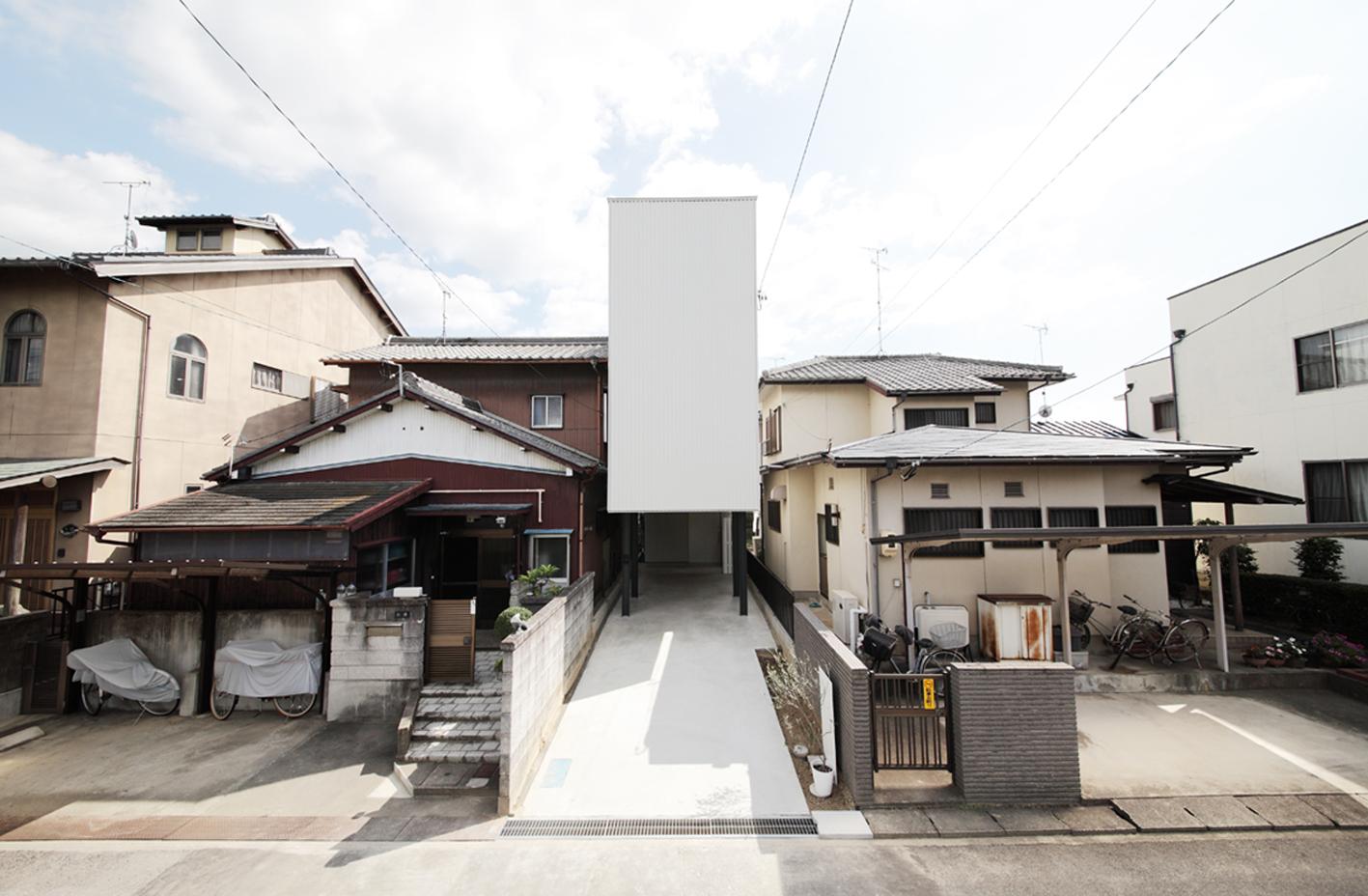 Casa de tres metros de ancho noticias de arquitectura for Buscador de arquitectura