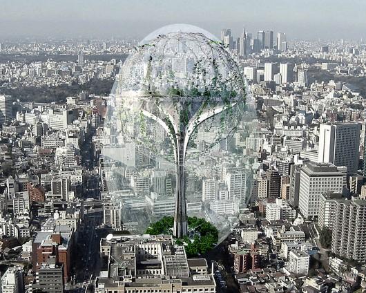 532c6a22c07a800de5000023 evolo 2014 skyscraper competition winners 5 mention 530x424 Cùng nhìn qua 23 kiến trúc xanh của tương lai