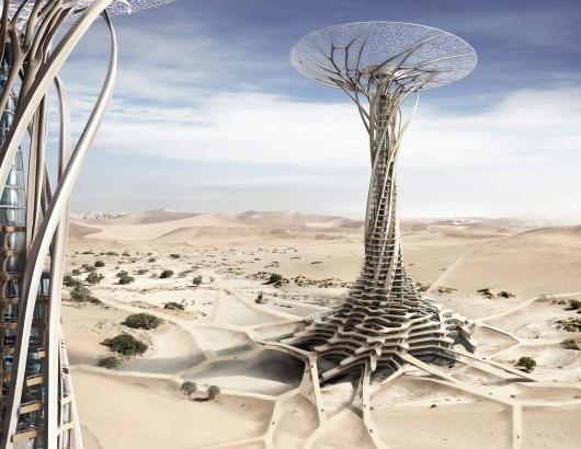 532c6a65c07a809947000026 evolo 2014 skyscraper competition winners 4 mention 530x410 Cùng nhìn qua 23 kiến trúc xanh của tương lai