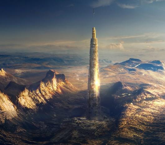 532c6af1c07a803a0700003e evolo 2014 skyscraper competition winners 6 mention 530x467 Cùng nhìn qua 23 kiến trúc xanh của tương lai