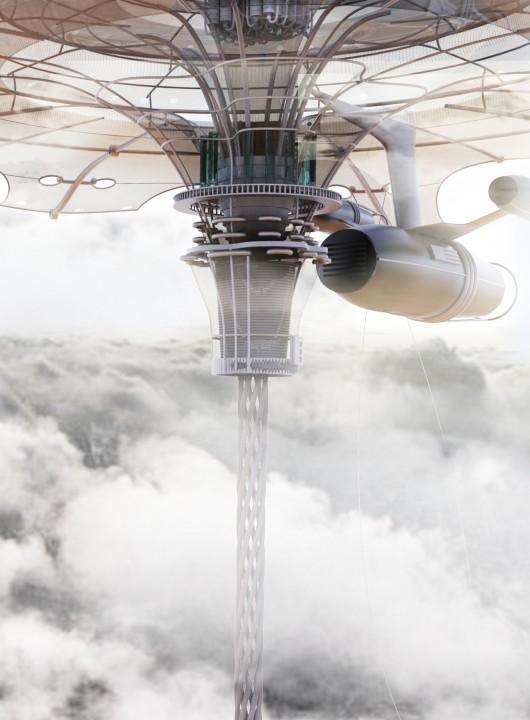532c6afac07a800de5000024 evolo 2014 skyscraper competition winners 13 mention 530x720 Cùng nhìn qua 23 kiến trúc xanh của tương lai