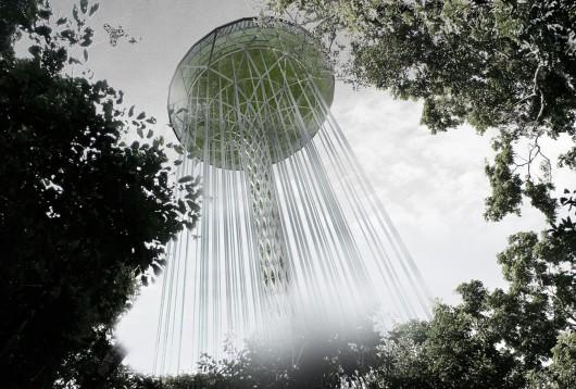 532c6b81c07a80994700002a evolo 2014 skyscraper competition winners 8 mention 530x358 Cùng nhìn qua 23 kiến trúc xanh của tương lai