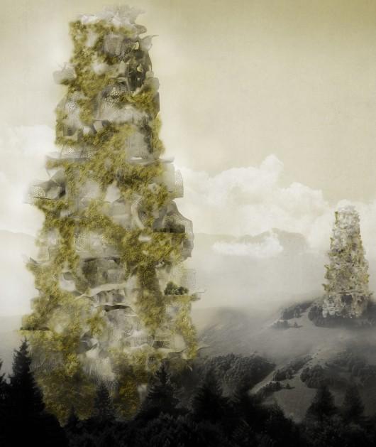 532c6c1fc07a803a07000042 evolo 2014 skyscraper competition winners 21 mention 530x629 Cùng nhìn qua 23 kiến trúc xanh của tương lai