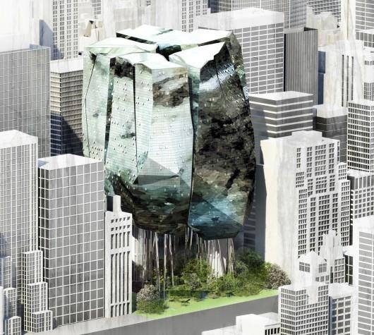 532c6c37c07a800de5000027 evolo 2014 skyscraper competition winners 20 mention 530x475 Cùng nhìn qua 23 kiến trúc xanh của tương lai