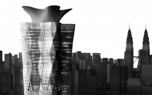 532c6c53c07a803a07000044 evolo 2014 skyscraper competition winners 18 mention 530x331 Cùng nhìn qua 23 kiến trúc xanh của tương lai