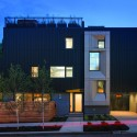 Park Passive House / NK Architects © Aaron Leitz