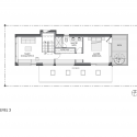 Park Passive House / NK Architects Floor Plan 3
