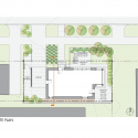 Park Passive House / NK Architects Site Plan