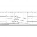 Neubau Parkhaus SMA  / HHS Planer + Architekten AG Section