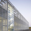 Neubau Parkhaus SMA  / HHS Planer + Architekten AG © Constantin Meyer