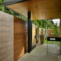 Courtyard House / DeForest Architects © Benjamin Benschneider