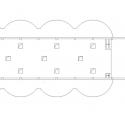 Silo-top Studio / O-OFFICE Architects Floor Plan