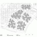 Amarin Apartment Village / 3LHD Site Plan Wide