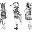 Amarin Apartment Village / 3LHD Illustrations