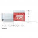 Stavanger Concert Hall / Ratio Arkitekter AS East Elevation