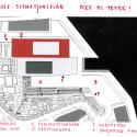Stavanger Concert Hall / Ratio Arkitekter AS Site Plan with Codes