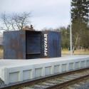 Train Stop Varnsdorf – Pivovar Kocour   / Domyjinak Courtesy of Domyjinak