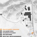 Train Stop Varnsdorf – Pivovar Kocour   / Domyjinak Site Plan