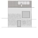 Savioz House Conversion / Savioz Fabrizzi Architectes South Elevation