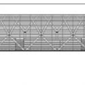 AISJ Aquatic Center / Flansburgh Architects Elevation