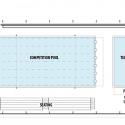 AISJ Aquatic Center / Flansburgh Architects Floor Plan