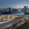 Dongdaemun Design Plaza / Zaha Hadid Architects © Virgile Simon Bertrand
