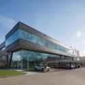 Fire Station Doetinchem  / Bekkering Adams architects © Ossip van Duivenbode