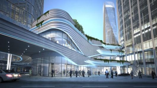 Zhongxun Times 10 Design Archdaily