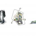 Zhongxun Times / 10 Design Sketch