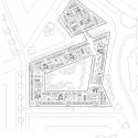 Allianz Headquarters / Wiel Arets Architects Third Floor Plan