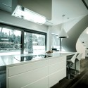 Parallelepiped Rectangle House / Devyni Architektai © Arunas Skrolis