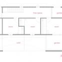 The Cave / Eto Kenta Atelier Architects Second Floor Plan