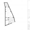 The Herringbone House / Atelier Chanchan Floor Plan