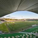 Estadio Chinquihue / Cristian Fernandez Arquitectos © Felipe Diaz