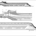 Estadio Chinquihue / Cristian Fernandez Arquitectos Cross Section