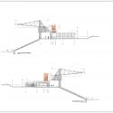 Estadio Chinquihue / Cristian Fernandez Arquitectos Elevations